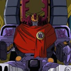 Decepticon Emperor Galvatron