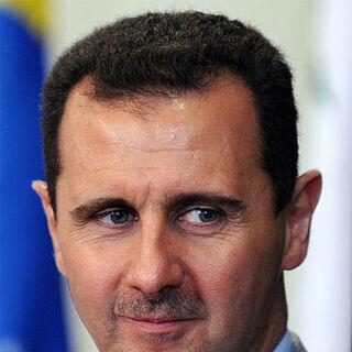 Evil Human Commander Bashar al-Assad