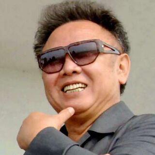 Evil Human Commander Kim-Jong-il