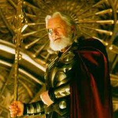 Heroic God of Asgard Odin