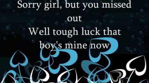 Avril Lavigne- Sk8er Boi lyrics