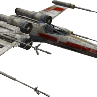 X-Wing Starfighters