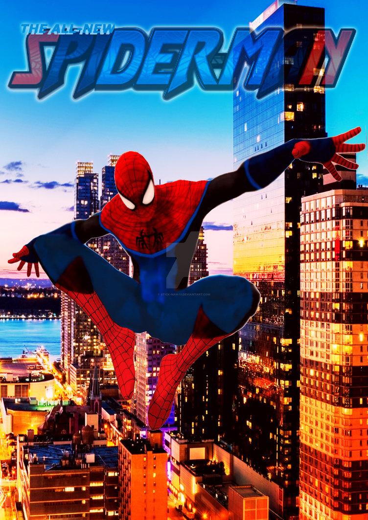Spiderman Serie 2021
