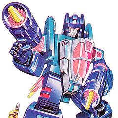 Autobot Rotor Brother Rotorstorm