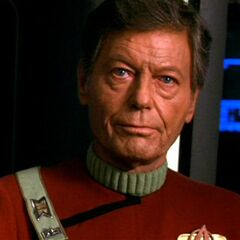 Autobot Star Commander Leonard McCoy