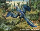 Archaeopteryx - Jurassic Reptile