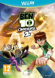 Ben 10 omniverse 2 cover