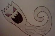 Megamo's Astral Form