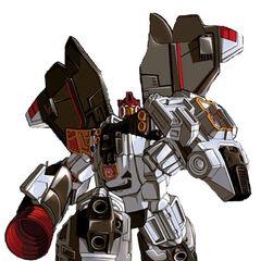Autobot Army Commander Jetfire