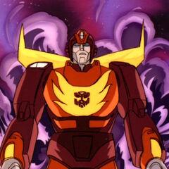 Autobot Rodimus Prime