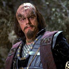 Klingon Commander Kruge