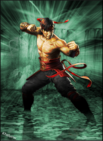 Liu kang mortal kombat 9 by khaluow-d3894gm