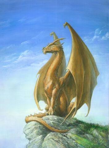 Archivo:Dragon dorado.jpg