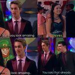 Logan calls Jasmine amazing!!!!!!!!!