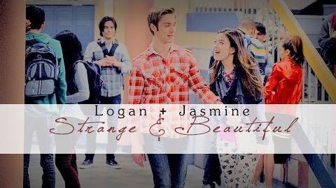 Logan + Jasmine 'Strange & Beautiful'