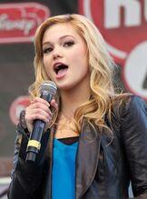 Olivia Holt Singing
