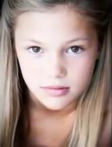 Olivia Holt Younger Face