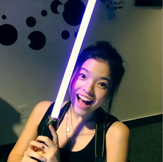 Piper light saber