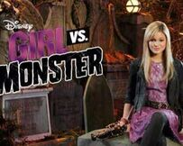 Girl Vs Monster