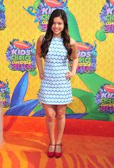 Piper+Curda+Nickelodeon+27th+KCA 2014