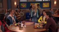 Lindy Surprised at Logan
