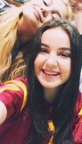 Sarah's Selfie
