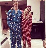 Pjs with Logan