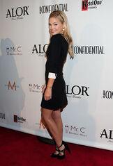 Olivia at LA Confidential