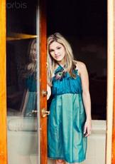 Olivia Photoshoot with Mirror