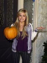 Olivia holt 2012 halloween photoshoot 3