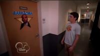 Garrett Finds a Bathroom