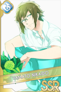 Yamato Nikaido (Album Bonus)