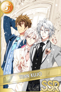 Tenn Kujo (LaLa DX Second Issue)