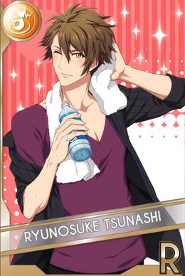 Ryunosuke Tsunashi (Ordinary Days)