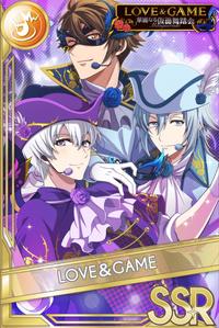 Love & Game (Grandiose Dance Party)