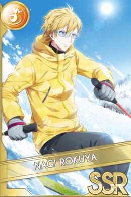 Nagi Rokuya (Winter Wonderland Trip 2)