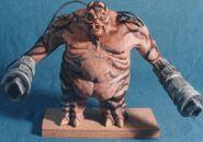 Mancubus sculpt