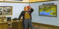 Sir Stephen Topham Hatt