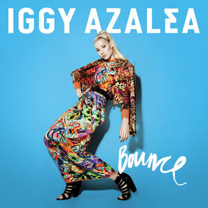 Bounce - cover artwork