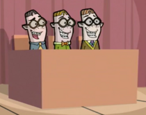 Super Nerds screenshot