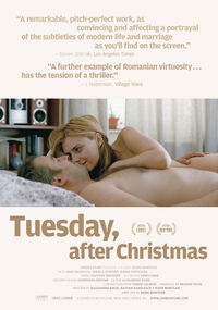 Tuesday, After Christmas poster