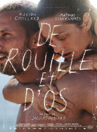 Rust and Bone poster