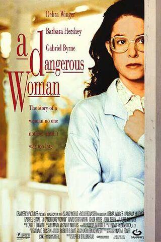 File:A Dangerous Woman poster.jpg