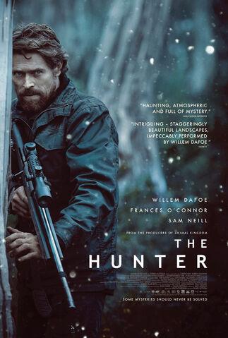 File:The Hunter (2011) poster.jpg