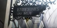 Enseignes du Roy