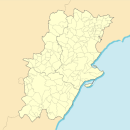 l'Aldea (Comarques centrals dels Països Catalans)