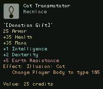 Cat Transmutator
