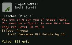 Plague Scroll