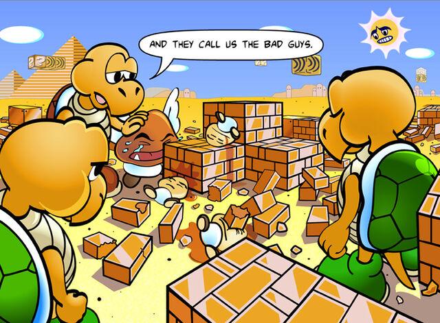 File:Mario s aftermath by SilentKV.jpg
