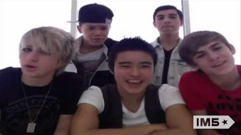 IM5 Ustream (July 27th 2012) !